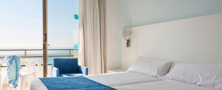 DOUBLE ROOM SEA VIEW in SmartLine Anba Romani